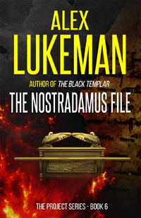 The Nostradamus File -- Alex Lukeman