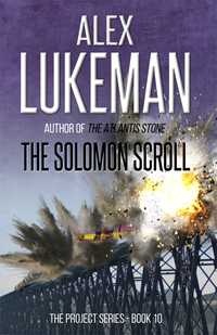 The Solomon Scroll -- Alex Lukeman